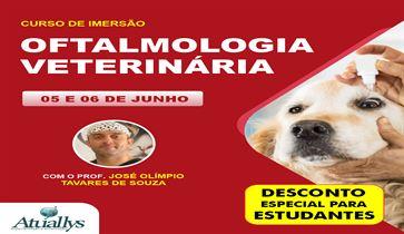 Curso de Oftalmologia em Pequenos Animais