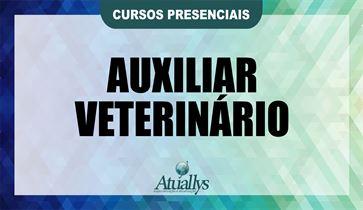 Auxiliar Veterinário- Presencial