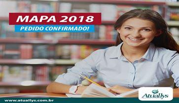 AGENTE DE INSPEÇÃO FÓRMULA DA APROVAÇÃO - MAPA PRESENCIAL