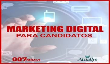 Marketing  Politico digital para Candidatos