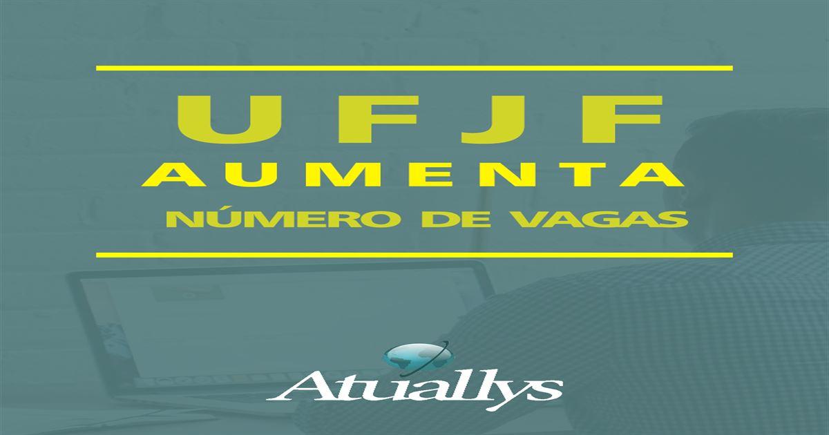 Número de vagas aumenta para o Concurso da UFJF